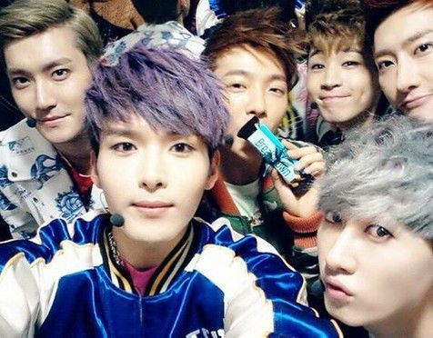 super-junior-M-selca